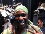 1st Big Band rehearsal!