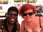 Dani & I chillaxin!