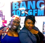 Chillin with Sheryl Blu from Bang 103.6 FM