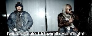 Urbanites In Flight